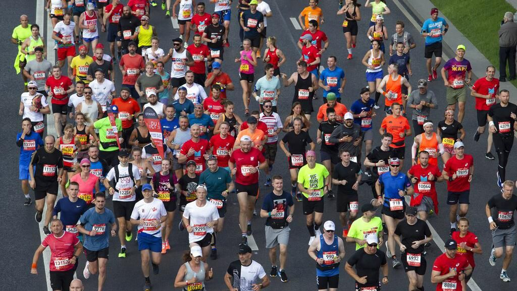 Inggris Kembali Gelar Pertandingan Maraton Usai Lockdown