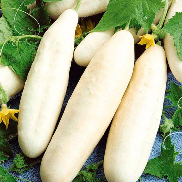 sayuran dan buah albino