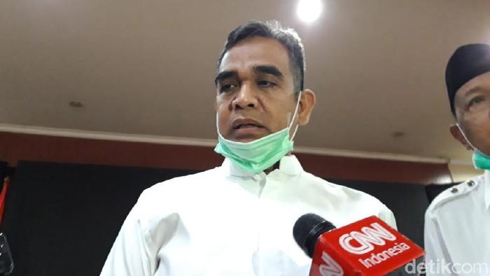 Sekjen Partai Gerindra Ahmad Muzani