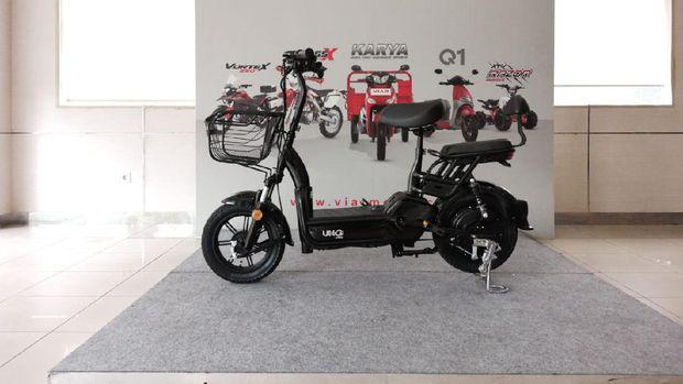 Sepeda listrik Viar
