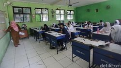Kota Bekasi Simulasi KBM Tatap Muka di Jenjang SD-SMP