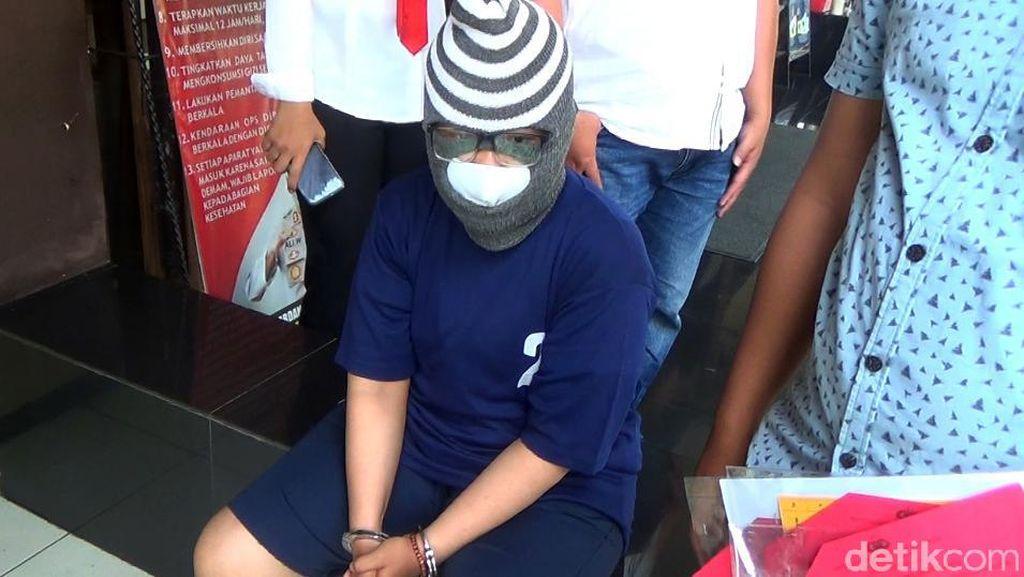 Pelaku Teror Paket Parabola-Pisang 1 Truk Ditangkap Polisi