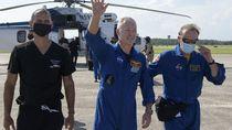 Target NASA-SpaceX Usai Pendaratan Mulus Crew Dragon
