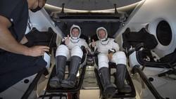 Sebut NASA Tutup, Donald Trump Disindir Astronaut