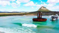 Mengintip Kolam Ombak Terbesar di Dunia yang Punya 5 Ombak