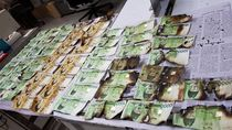 Warga Korsel Sterilkan Uang Kertas di Microwave dan Inilah yang Terjadi