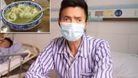 Usus Pria Ini Meledak Usia Menyantap Sup Pangsit