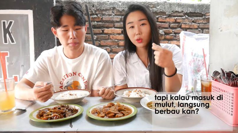 5 YouTuber Korea yang Konten VIdeonya Kuliner Indonesia