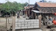Ramai Akses Jalan di Desa Sragen Ditembok Warga, Begini Faktanya