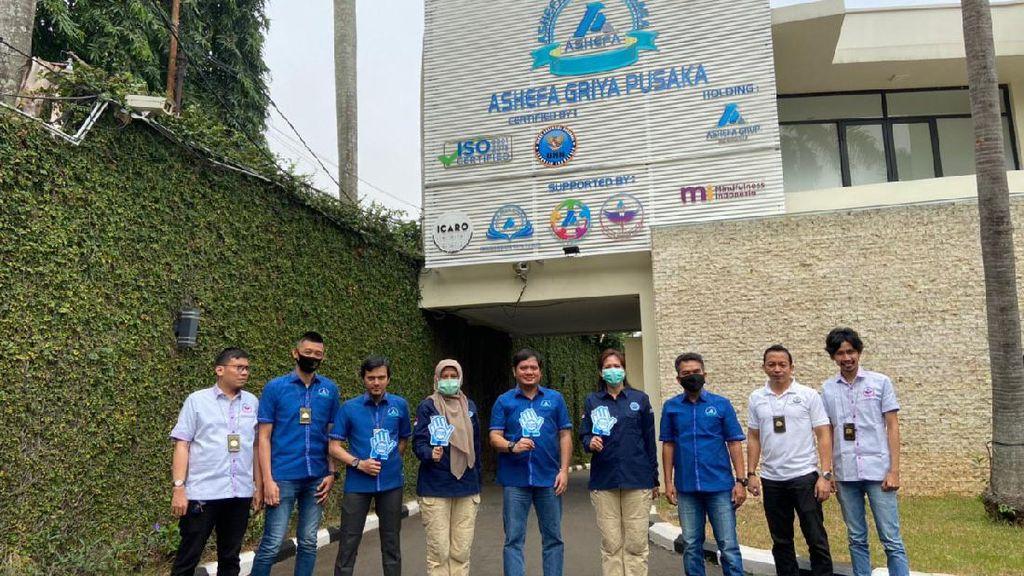 Sinergi BNNP DKI-Ashefa Griya Pusaka Selamatkan Bangsa dari Narkoba