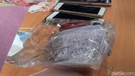 BH Berenda Ungu-Kondom Bekas Jadi Barbuk Muncikari Penjual ABG
