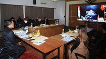 Menko Luhut Pimpin Rakor Virtual Pengembangan Banyuwangi