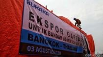Cakep! Di Tengah Pandemi, Bukaka Ekspor 33 Unit Garbarata ke Thailand