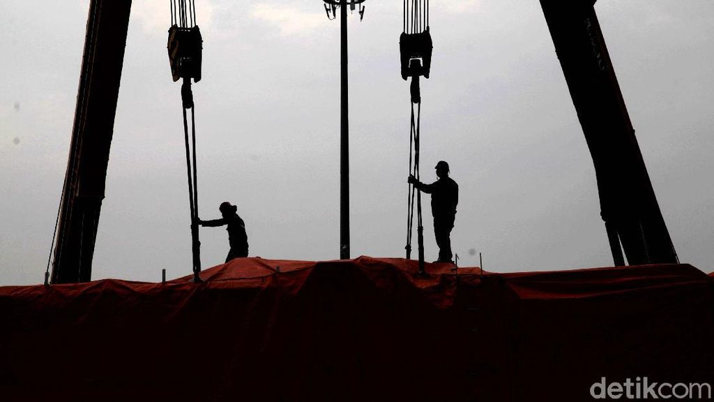 RI Bangun Kapal Angkut Semen Sendiri Demi Pangkas Impor