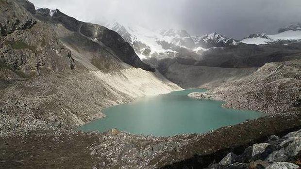 Danau glasial Bhutan