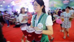 Di Jerman Batal karena Corona, China Gelar Oktoberfest di Tsingtao