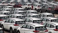 Ekspor Mobil Buatan Indonesia 232 Ribu Unit, Impor Cuma 34 Ribu Unit