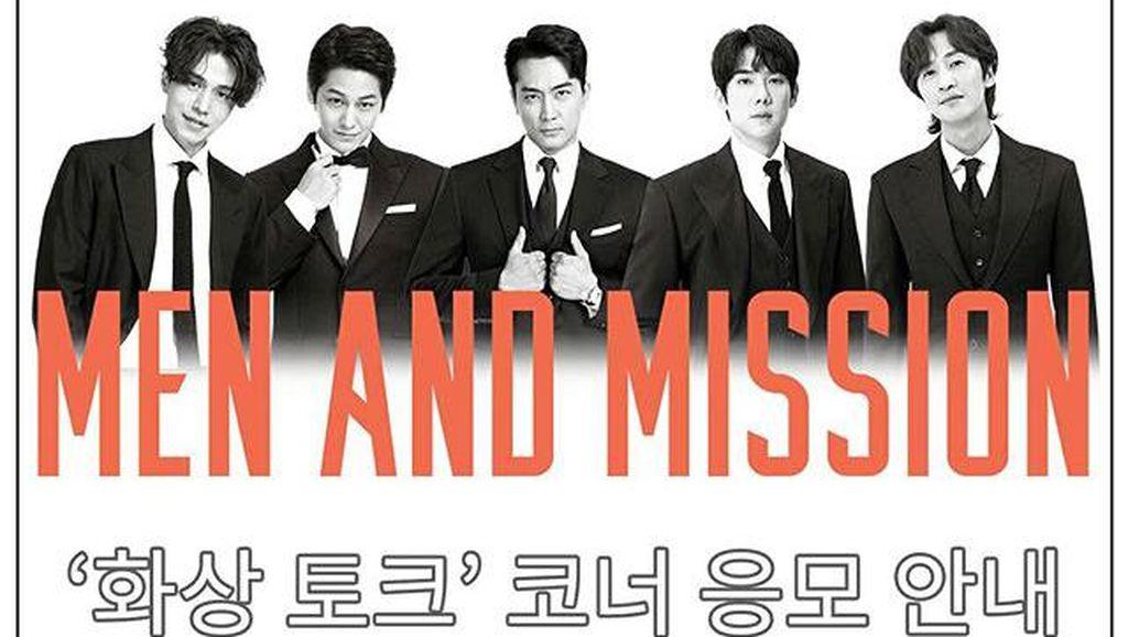 Lee Dong Wook hingga Kim Bum Bakal Gelar Fanmeeting Online