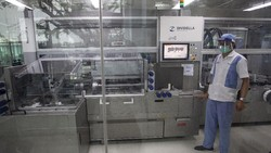 Bio Farma Buka-bukaan Kecukupan Bahan Baku 250 Juta Vaksin Corona