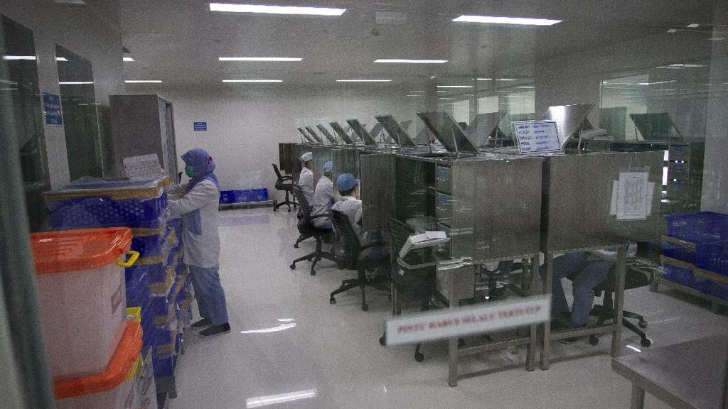 Geber Vaksin Corona, Bio Farma Kucurkan Modal Rp 1,3 Triliun