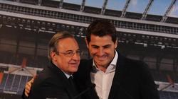 Iker Casillas Pensiun, Presiden Real Madrid Bilang Begini