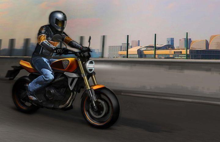 Harley-Davidson 350cc / HD350