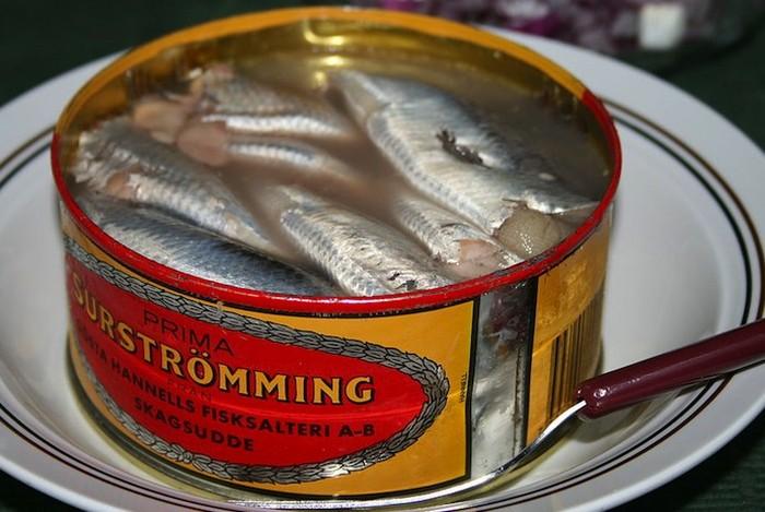 Hidangan Ikan di Dunia Ini Punya Aroma Busuk