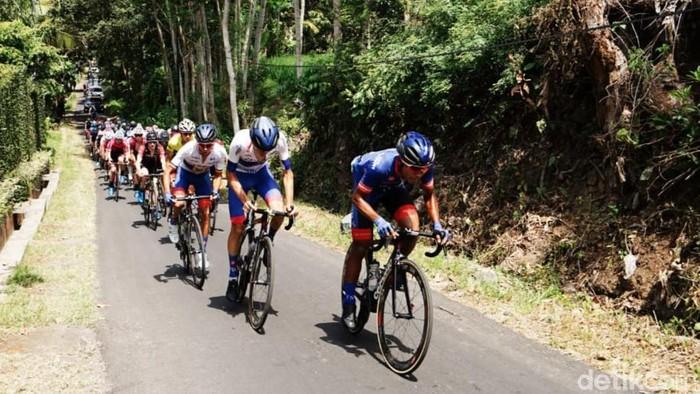 International Tour de Banyuwangi Ijen 2021 dapat gelontoran dana Rp 30 miliar dari pemerintah pusat.