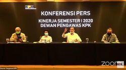 6 Bulan Kerja, Dewas KPK Sudah Terbitkan 46 Izin Penyadapan