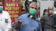Sempat Semobil Dengan Arief Budiman, Ketua KPU Sulsel Dikabarkan Positif Corona