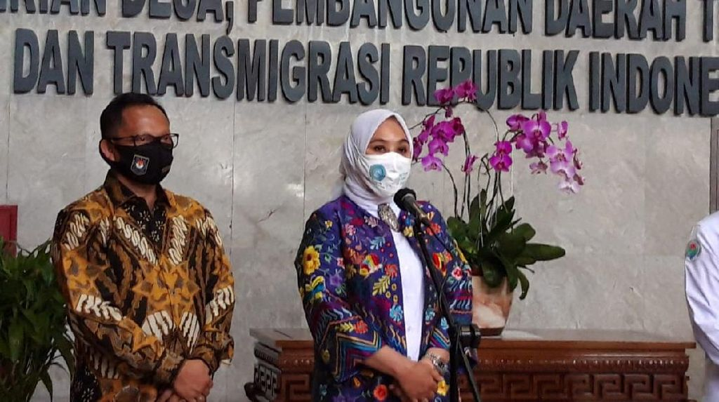 Jalankan Instruksi Jokowi, Istri Mendagri-PKK Akan Kampanye Masker Door to Door