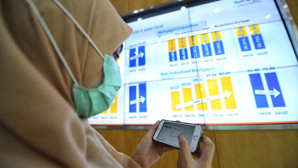 Kinerja Positif di Tengah Pandemi, Saham BTN Terkerek Naik