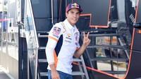 Marc Marquez Bisa Race di Misano? Ini Kata Honda