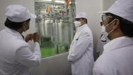 RI Welcome Bikin Vaksin Corona dengan China hingga AS