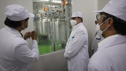 Laboratorium Bio Farma, Bandung, Jawa Barat, siap memproduksi ratusan juta vaksin COVID-19. Seperti inilah penampakkan laboratorium beserta fasilitasnya.