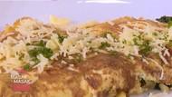Masak Masak : Omelet Telur ala Richard Kyle