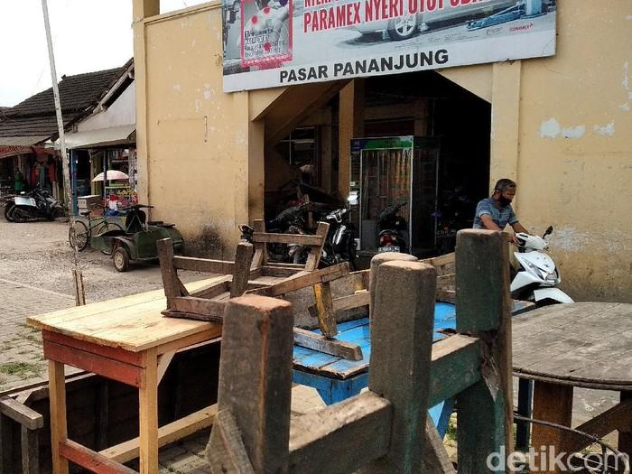 Pasar Pananjung Pangandaran
