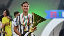 Dybala Pemain Terbaik Liga Italia 2019/2020