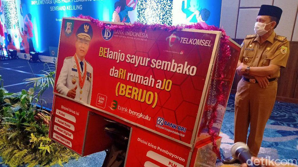 Cegah Penyebaran COVID-19 di Pasar, Pemprov Bengkulu Bikin Program Berijo