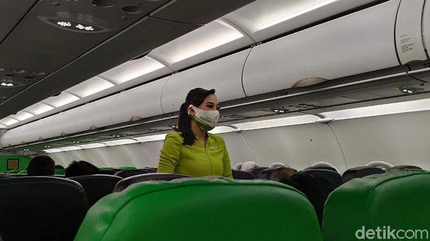 Penerbangan Jakarta-Bali New Normal