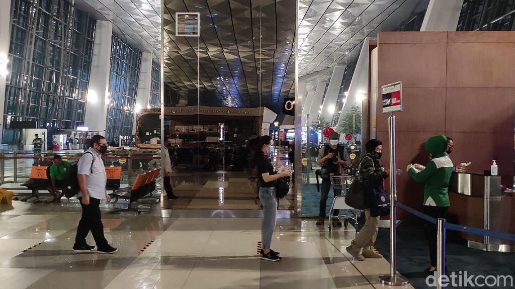 Begini Rasanya Naik Pesawat Jakarta-Bali dalam Kondisi Sekarang