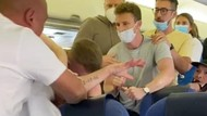 Lagi, Penumpang Tak Pakai Masker Bikin Onar di Pesawat