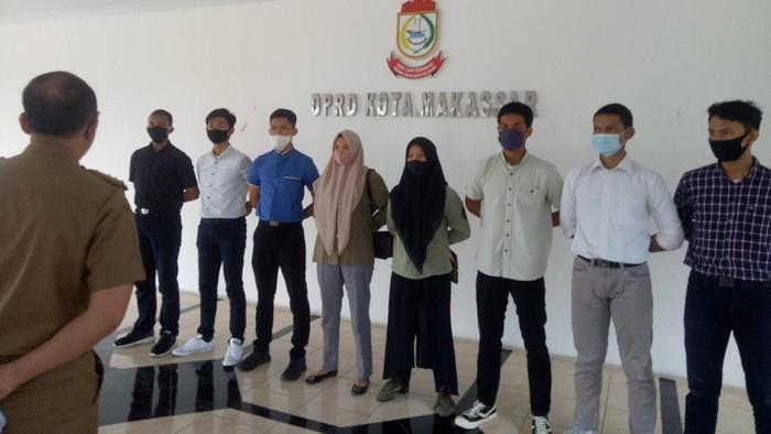 Persiapan HUT RI di Makassar