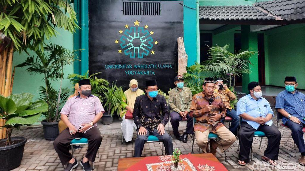 Namanya Dicatut, UNU Yogyakarta Kaji Polisikan Dosen Swinger