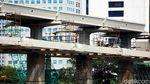Potret Terkini Pembangunan LRT Jabodebek