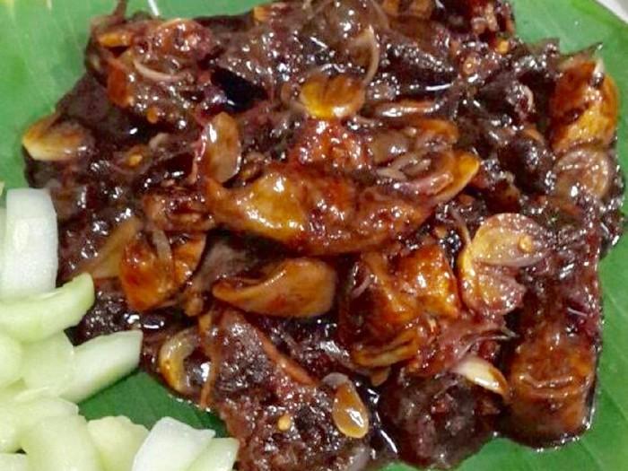 Resep babat gongso Semarang