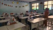Kasus Corona Meningkat, Sekolah Tatap Muka di Cilegon Tak Dilanjutkan