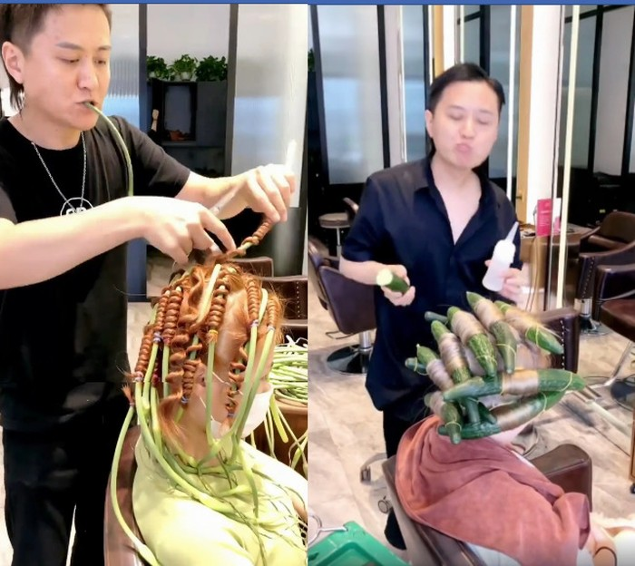 Salon Unik di China