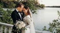 Potret PM Termuda dan Suaminya yang Nikah Usai 16 Tahun Hidup Bersama