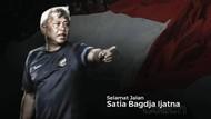 Eks Pelatih Timnas Putri Indonesia, Satia Bagdja Ijatna, Meninggal Dunia